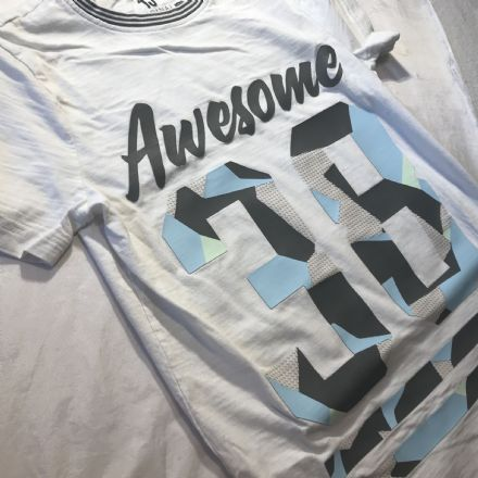 7 Year Awesome Tee